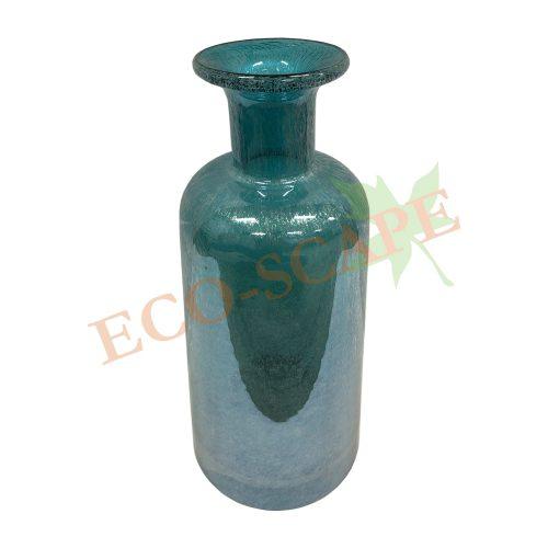 B80101-2 Turquoise Vase-0