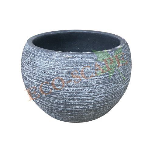 Bowl Shaped Pot Series-0