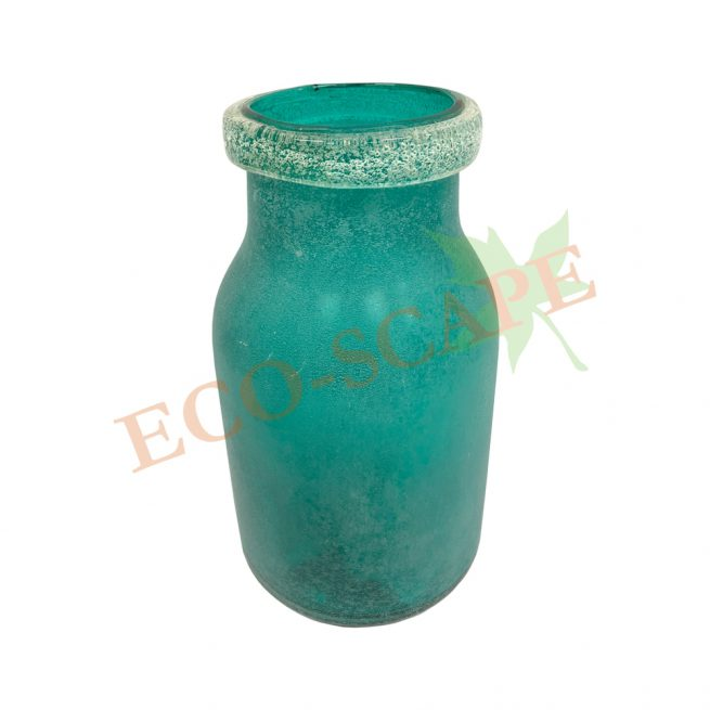 BT01A1721 Turquoise Vase-0