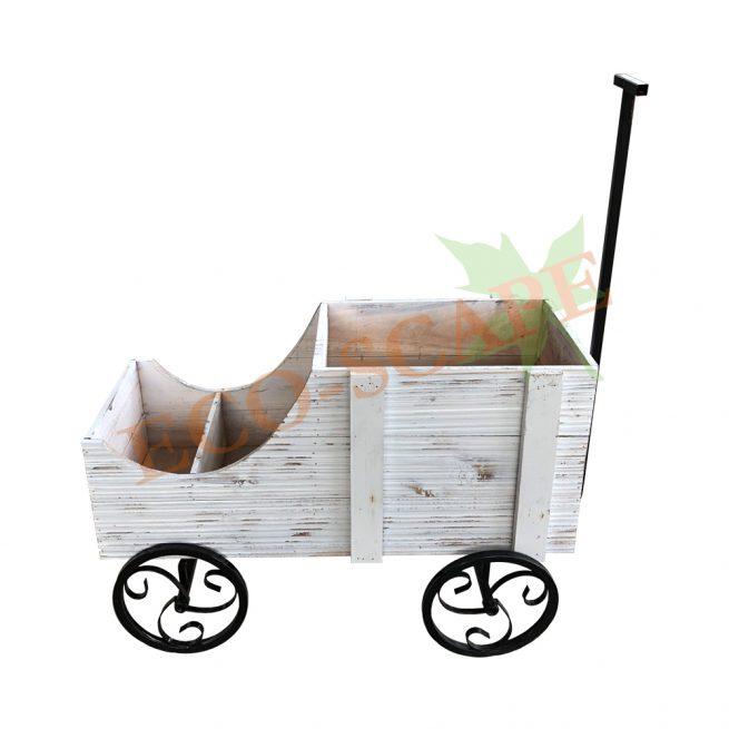 Cart Flower Stand-0