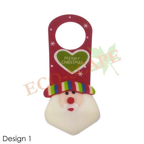 Christmas Door Knob Deco-0
