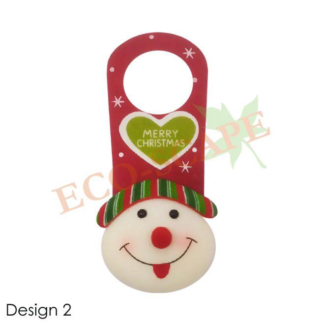 Christmas Door Knob Deco-2216