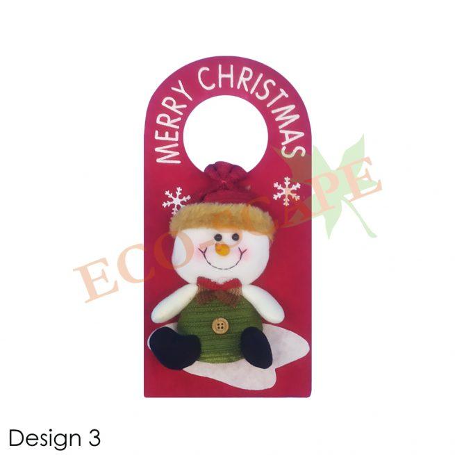 Christmas Door Knob Deco-2217