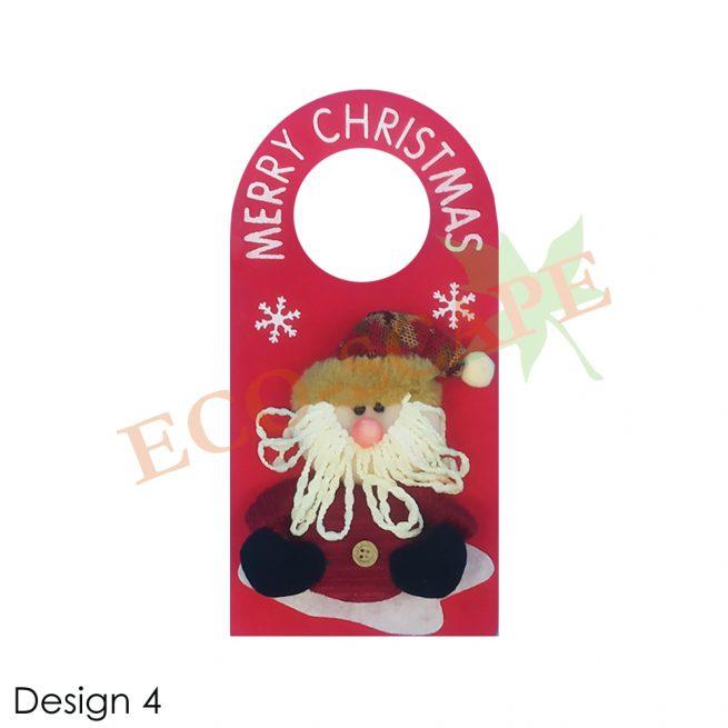 Christmas Door Knob Deco-2218