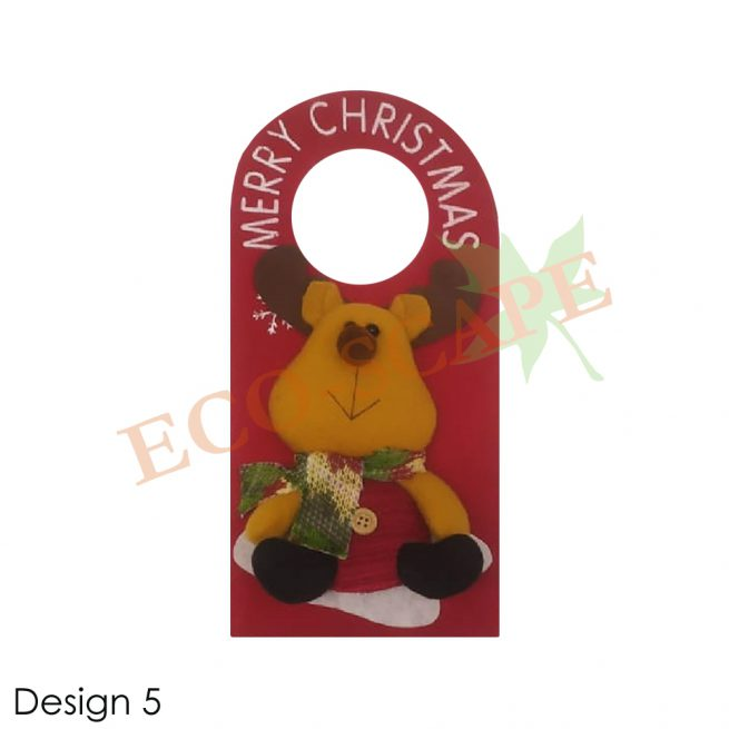 Christmas Door Knob Deco-2219