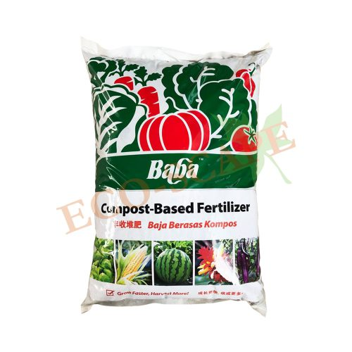 Compost-Based Fertilizer 7L-0