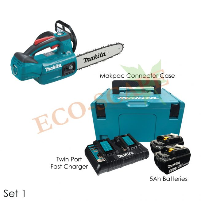 DUC254Z Cordless Chainsaw 18V 250mm-1696