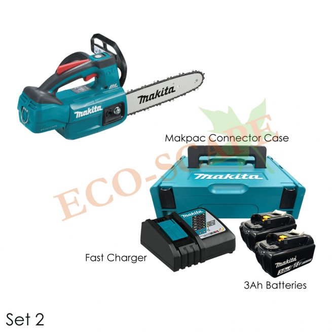 DUC254Z Cordless Chainsaw 18V 250mm-1695