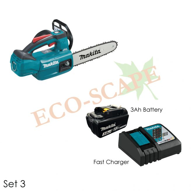 DUC254Z Cordless Chainsaw 18V 250mm-1697