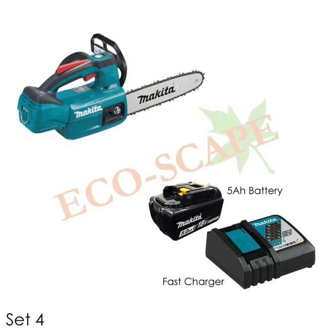 DUC254Z Cordless Chainsaw 18V 250mm-1698