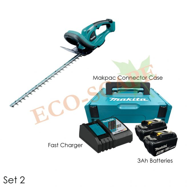 DUH523Z Cordless Hedge Trimmer 18V 520mm-1707