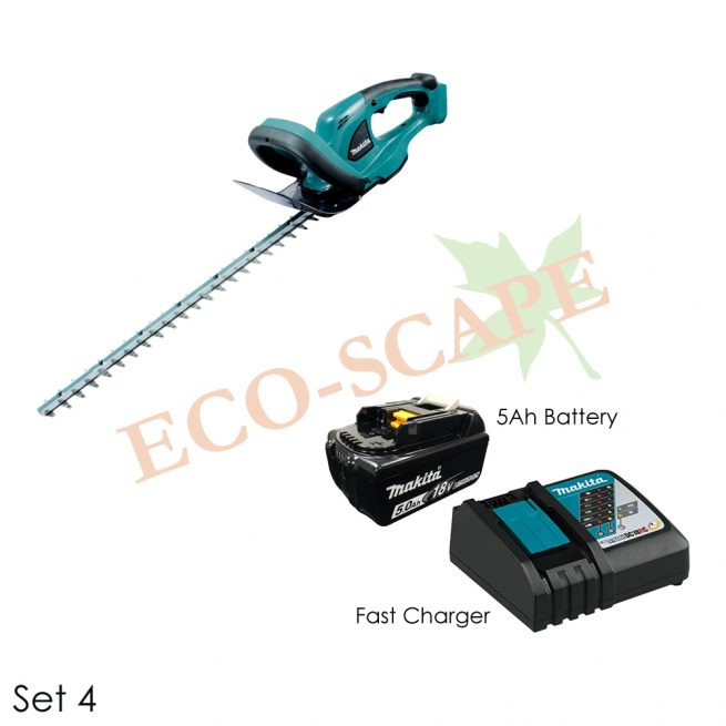 DUH523Z Cordless Hedge Trimmer 18V 520mm-1708
