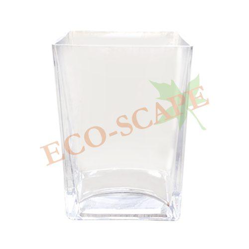 Flat Square Vase-0