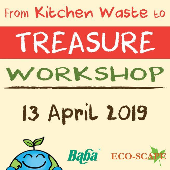 From Kitchen Waste to Treasure Workshop-0