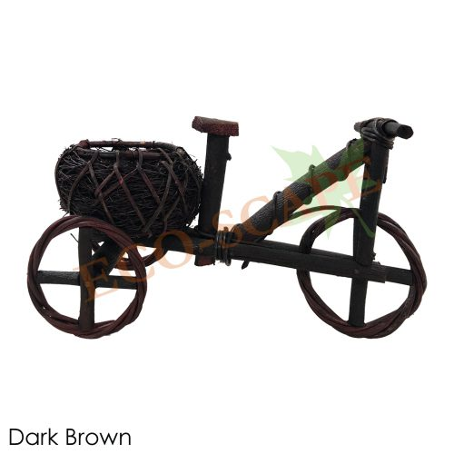 Rattan Bicycle Pot (M)-0