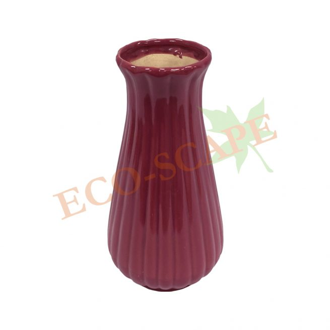 Red Vase-0