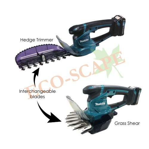 UM600DSYEX Cordless Grass Shear 12V 160mm-0
